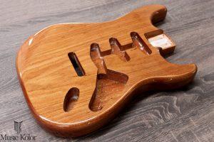 guitarra de freijó